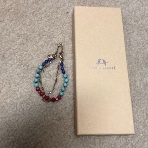 Chloe and Isabel colored bracelet